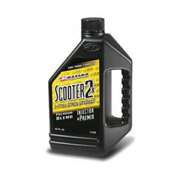 Maxima Scooter 2T Premix and Injector Oil - 1 Liter