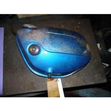 suzuki t250 oil injector tank reservoir bag
