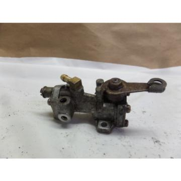 POLARIS XPLORER 300 OIL INJECTOR PUMP