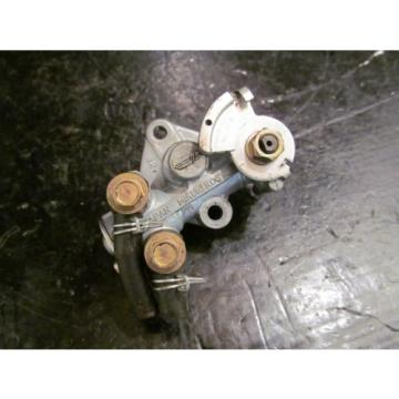 HARLEY AERMACCHI RAPIDO SX125 125 74 OIL PUMP INJECTOR