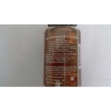 Rev-X Oil Treatment Additive (2) 4oz. Bottles Rev X Fix injector Stiction Heui