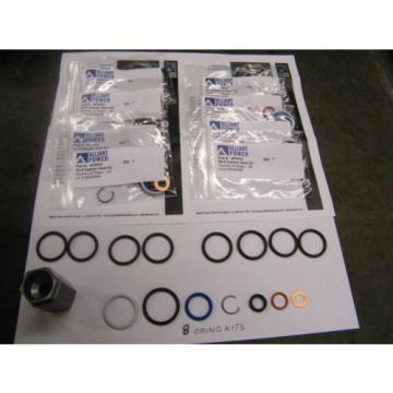 Ford 6.0L Powerstroke Oil Rail Leak Repair Kit,Tool,O-rings,+ Injector Seal Kits