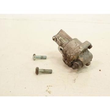 76 Honda MT125 Oil Injection Pump / OEM Engine Injector Oilpump Motor Original