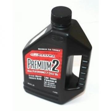 MAXIMA RACING OILS  PREMIUM 2 -  INJECTOR & PREMIX  (2 STROKE OIL) 1LTR - MP2