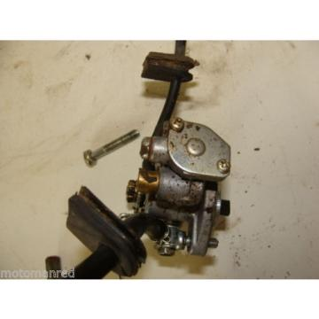 80 Suzuki TS100 TS 100 Honcho OIL INJECTION INJECTOR PUMP ENGINE INJECT MIKUNI