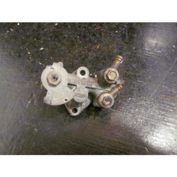 HARLEY AERMACCHI RAPIDO TX125 125 73  OIL INJECTOR PUMP