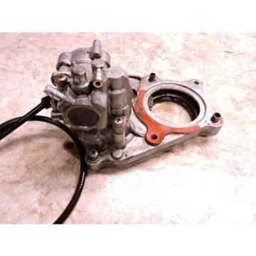 Yamaha VT480 VT 480 Venture Snowmobile oil injector injection pump