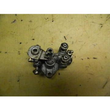 71 TS125 TS 125 Suzuki oil pump injector injection
