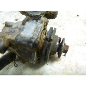 90 Yamaha RT180 RT 180 engine oil injector injection pump