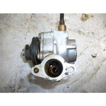1990 YAMAHA DT100  DT 100 oil injector pump motor parts    FREE SHIPPING