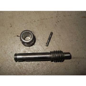 1978 Yamaha DT125 Enduro - Oil Injector Pump Wurm Shaft / Gear