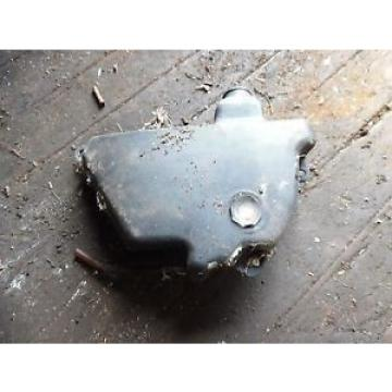 1978 kawasaki ke250 oil tank injector bottle bag reservoir