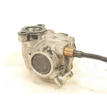 91 Yamaha RT180 Injection Oil Pump Assembly / OEM Engine Motor Injector Oilpump
