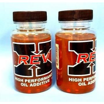 REV X RevX Ford Powerstroke Diesel 6.0 Oil Treatment,FIX Injectors Stiction,HEUI
