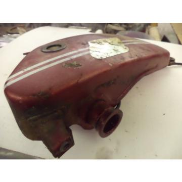 1968 tru 71 DT1 RT1 injector oil tank (candy red1970)