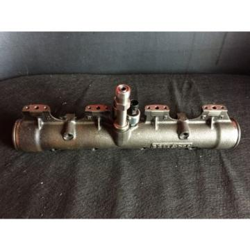 1998 - 2004 Isuzu Trooper Bighorn 3.0 4jx1 Injectors Rail + Oil Pressure Sensor