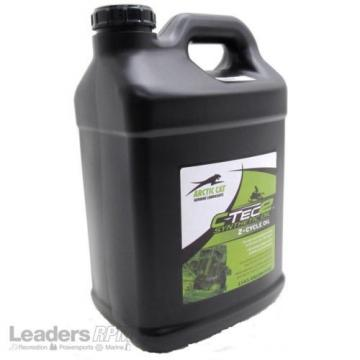 Arctic Cat OEM 2-Cycle Synthetic Injector Oil C-Tec2 2.5 Gallons 6639-521