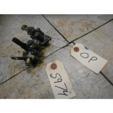 89 polaris indy 650 oil injector pump 5974