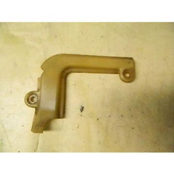 67 Suzuki TC 250 TC250 Scrambler engine oil injector injection line cover