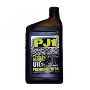 PJ1 SILVERFIRE SCOOTER INJECTOR OIL 2T,1 LITER 7-50 909017