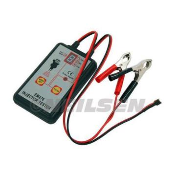 12V Fuel Injector Tester Portable Car Van Oil LED CE Certificate RoHS Pro CT3422