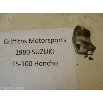 80 Suzuki TS100 TS 100 Honcho OIL INJECTION PUMP COVER CASE SIDE PLATE INJECTOR
