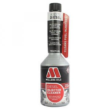 Millers Oils Diesel Injector Cleaner 250ML Diesel Additive Treatment