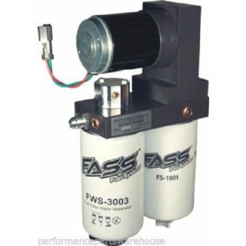 FASS TITANIUM FUEL SYSTEM 99-07 FORD 7.3L 6.0L POWERSTROKE 125 GPH
