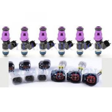 fit Nissan skyline R35 GTR VR38 VR38DETT Turbo 3.8L bosch 850cc Fuel injectors