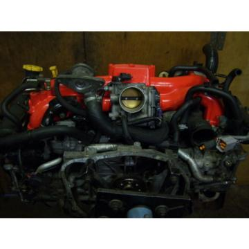 Subaru Engine2.5 turbo! uprated oil pump, uprated gaskets EJ25, 565 injectors,