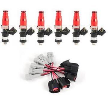 Toyota JZX100 JZX110 CRESTA 1JZGTE VVT-I  Bosch ev14 e85 750cc Fuel Injectors 1