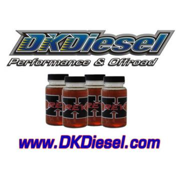Rev X Rev-X Revx Oil (4) for Ford 6.0L & 7.3L Powerstroke, Injector Stiction FIX