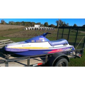 94 YAMAHA WAVERUNNER 3 III gp 95? 701 WR MIKUNI OIL PUMP INJECTION INJECTOR INJE