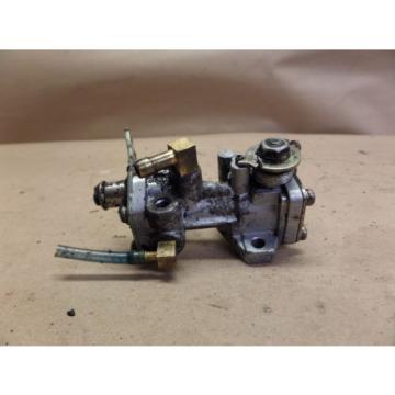 1999 POLARIS TRAIL BOSS 250 oil injection injector pump