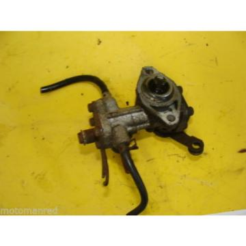 88 POLARIS INDY 400 500? 89 90 91 MIKUNI ENGINE OIL PUMP INJECTOR INJECTION