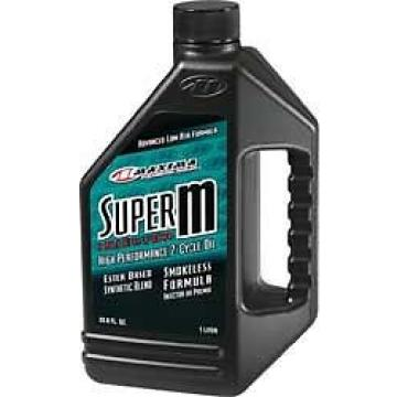 MAXIMA SUPER M INJECTOR OIL LITER 28901 78-9814