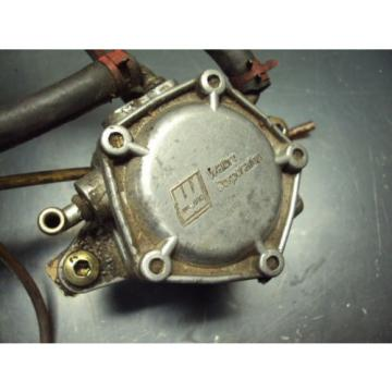 2000 00 POLARIS 700 RMK SNOWMOBILE ENGINE OIL PUMP INJECTION HOSES INJECTOR