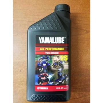 Yamaha 2S 2-Stroke Injector Premium Quart Oil YZ KX CRF XR CR RM DR Yamalube