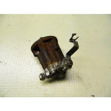 Suzuki GT550 GT 550 Triple engine oil injector pump