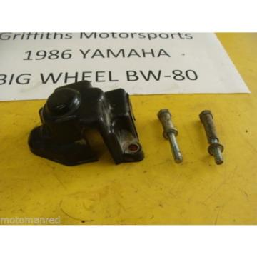 86 87 Yamaha BIG WHEEL 80 BW80 21W oil pump cover bolts injector injection