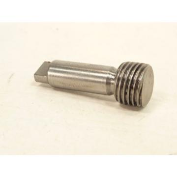 76 Honda MT125 Oil Pump Driven Shaft / OEM Engine Injector Worm Gear Drive Motor