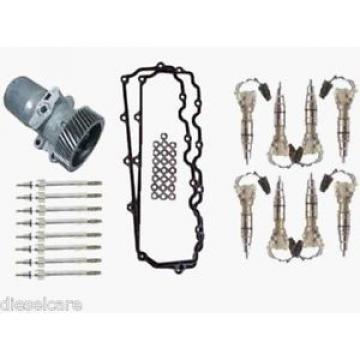 Ford 6.0 6.0L Powerstroke Diesel Injectors and High pressure oil pump superkit