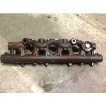 05 06 07 F250 F350 6.0L DIESEL LEFT DRIVER INJECTOR HIGH PRESSURE OIL RAIL B49