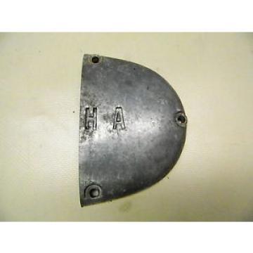 73 Yamaha AT1 AT 1 125 AT125 engine oil injector pump cover