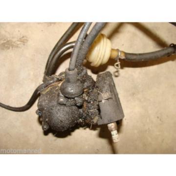82 83? 84? 85? 86? YAMAHA SRV540 srv xlv? Vmax? 540 oil pump tach cable injector