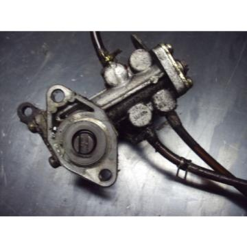87 1987 POLARIS INDY 650 TRIPLE SNOWMOBILE ENGINE PUMP OIL INJECTION INJECTOR