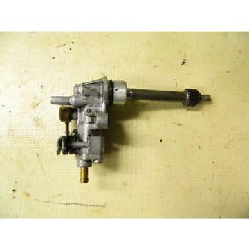 81 Honda NX50 NX 50 M Express SR engine oil injector injection pump