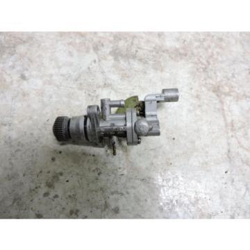 02 Polaris Scrambler 50 ATV engine oil injector injection pump