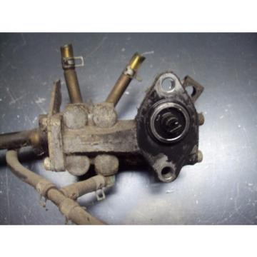 90 1990 SNOWMOBILE ARCTIC CAT 600 TRIPLE ZRT600 ZRT OIL INJECTION PUMP INJECTOR