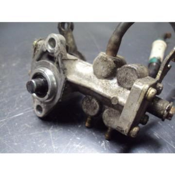 87 1987 INDY 650 POLARIS TRIPLE SNOWMOBILE INJECTION OIL PUMP INJECTOR